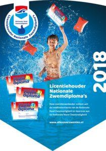 Licentie Zwemschool de Maas van NRZ