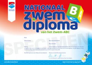 Nationaal Zwemdiploma B